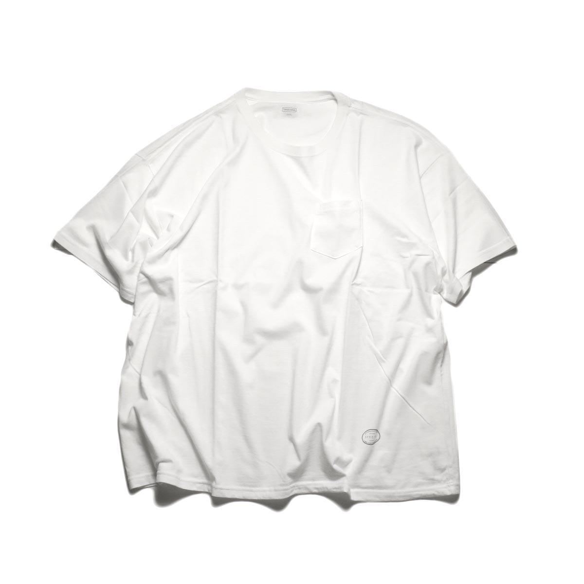 TANGTANG / POCKET -OVERSIZE (White)