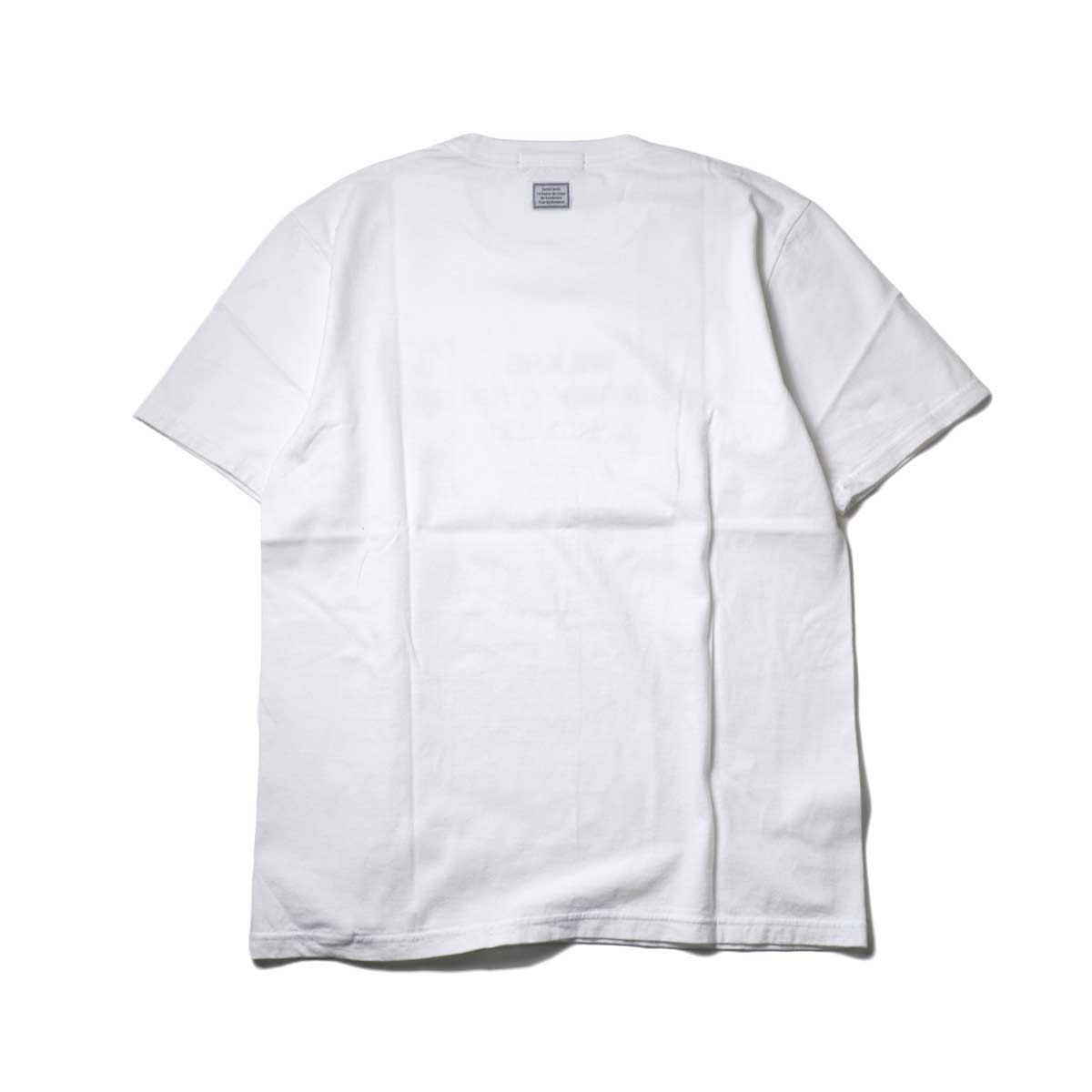 TANGTANG / UNDERCOVER -CHILDREN (White)背面