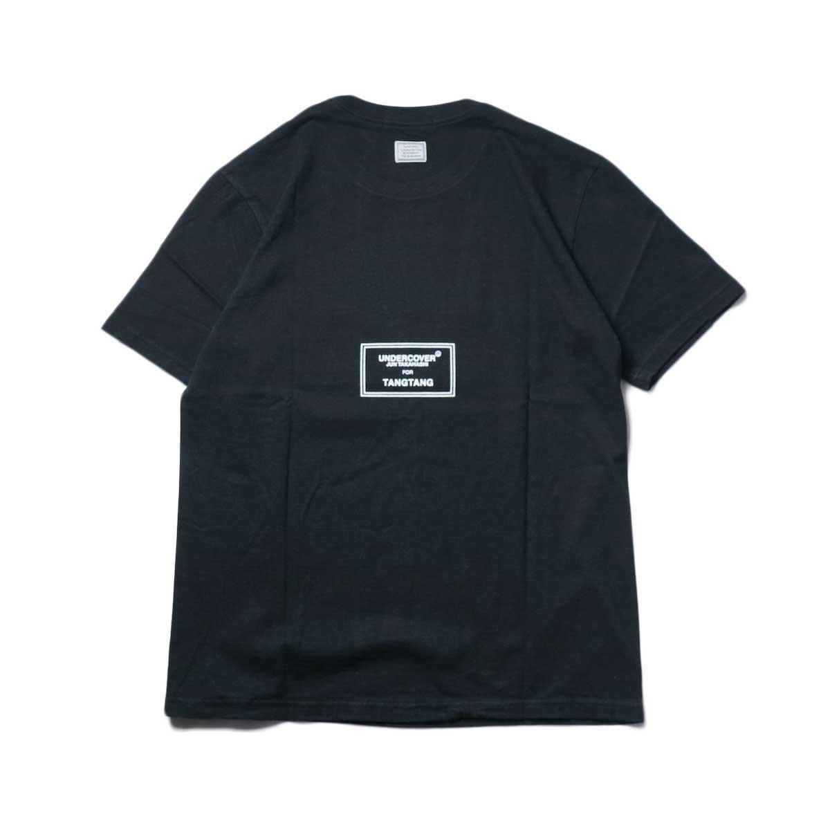 TANGTANG / UNDERCOVER -ALWAYS (Black)背面