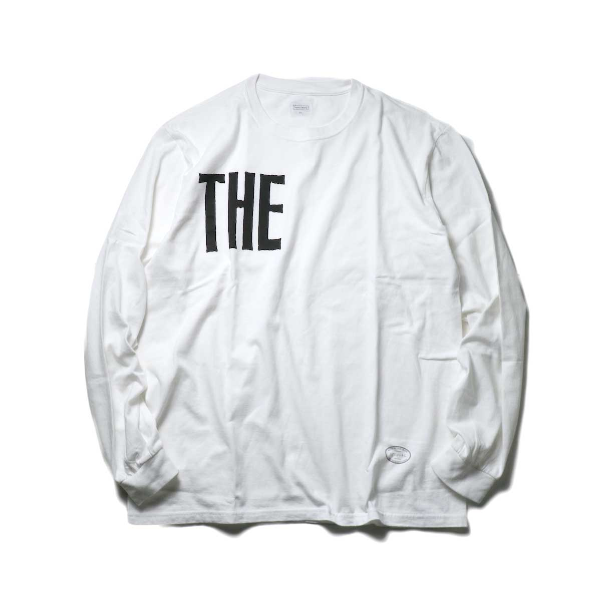 TANGTANG / ARCHIVE -THE- (White)正面