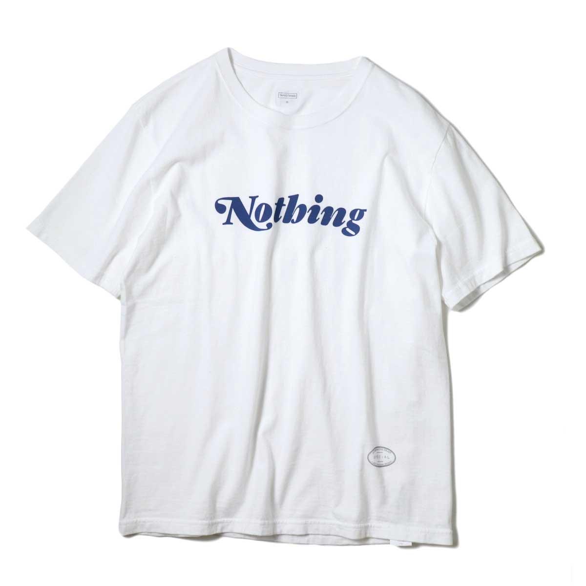 TANGTANG / T-2138 NOTHING (White)