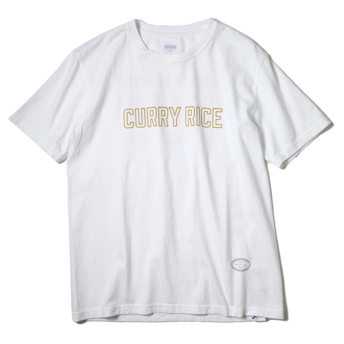 TANGTANG / T-2145 CURRY (White)