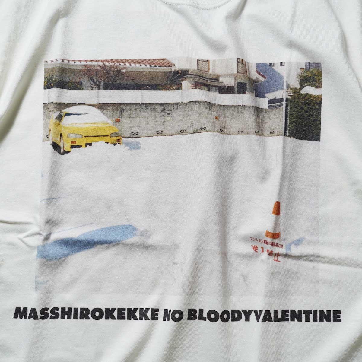 TANGTANG / GASATANG -MASSHIROKEKKE NO BLOODYVALENTINE- プリント