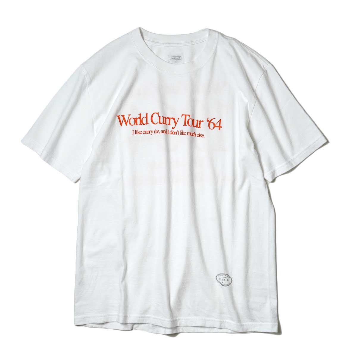 TANGTANG / CURRY -WORLD TOUR- (White)