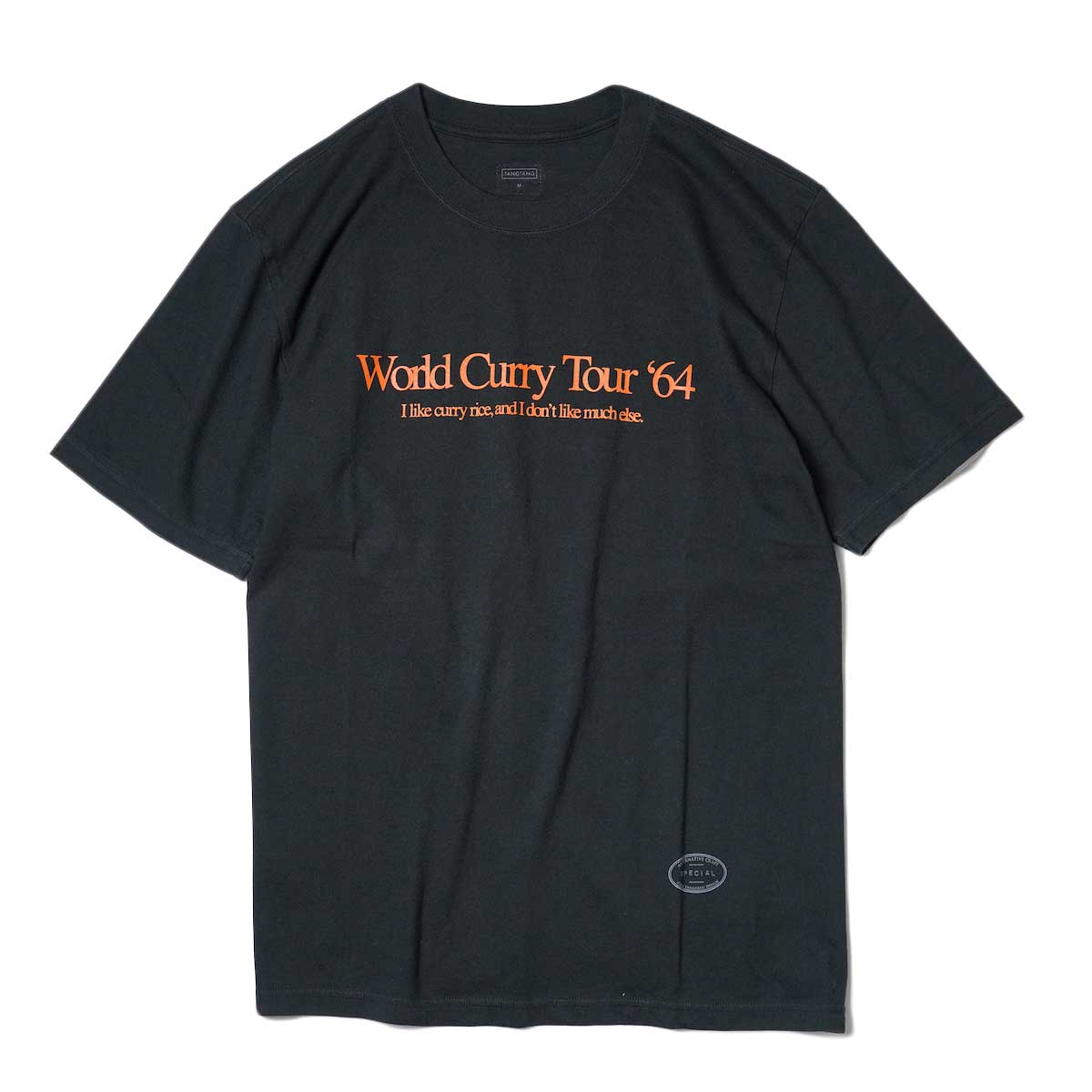 TANGTANG / CURRY -WORLD TOUR- (Black)