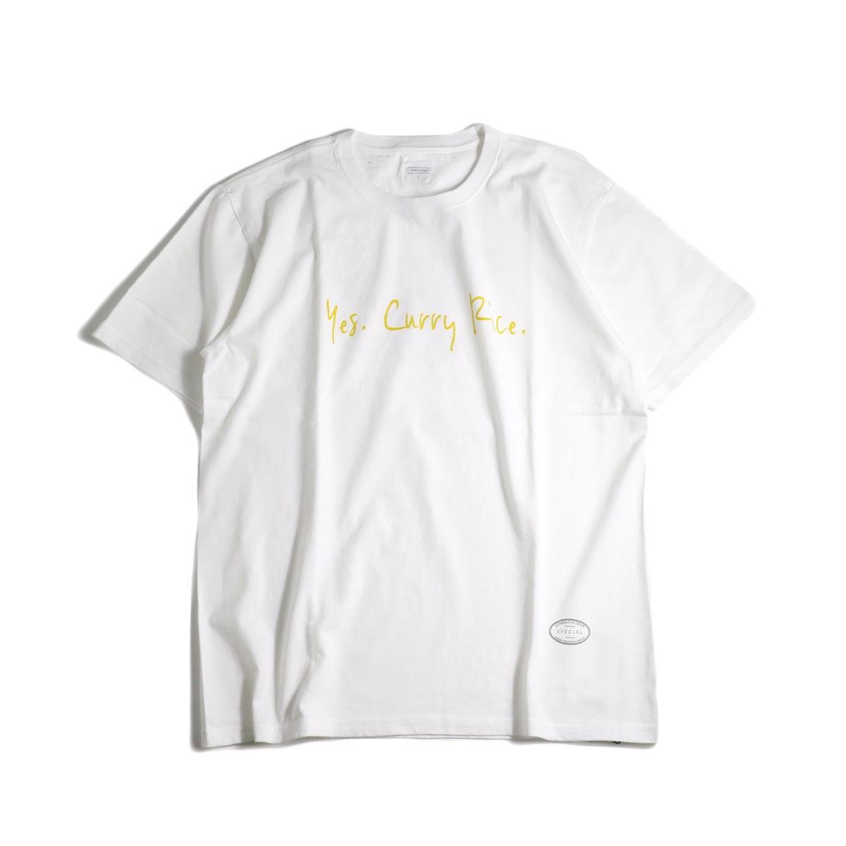 TANGTANG / CURRY -HANDWRITE (White)