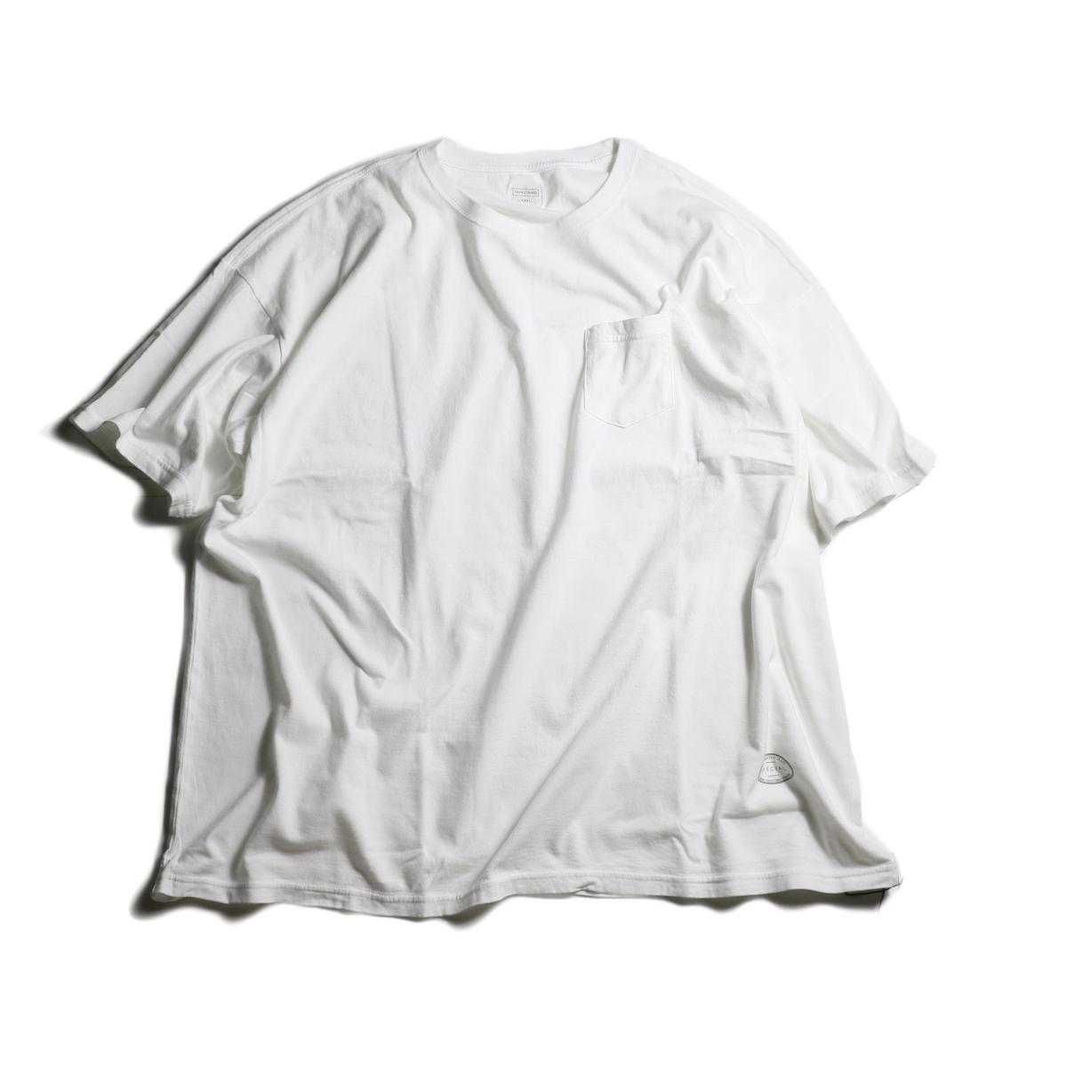 TANGTANG / POCKET (XXXL) (White)