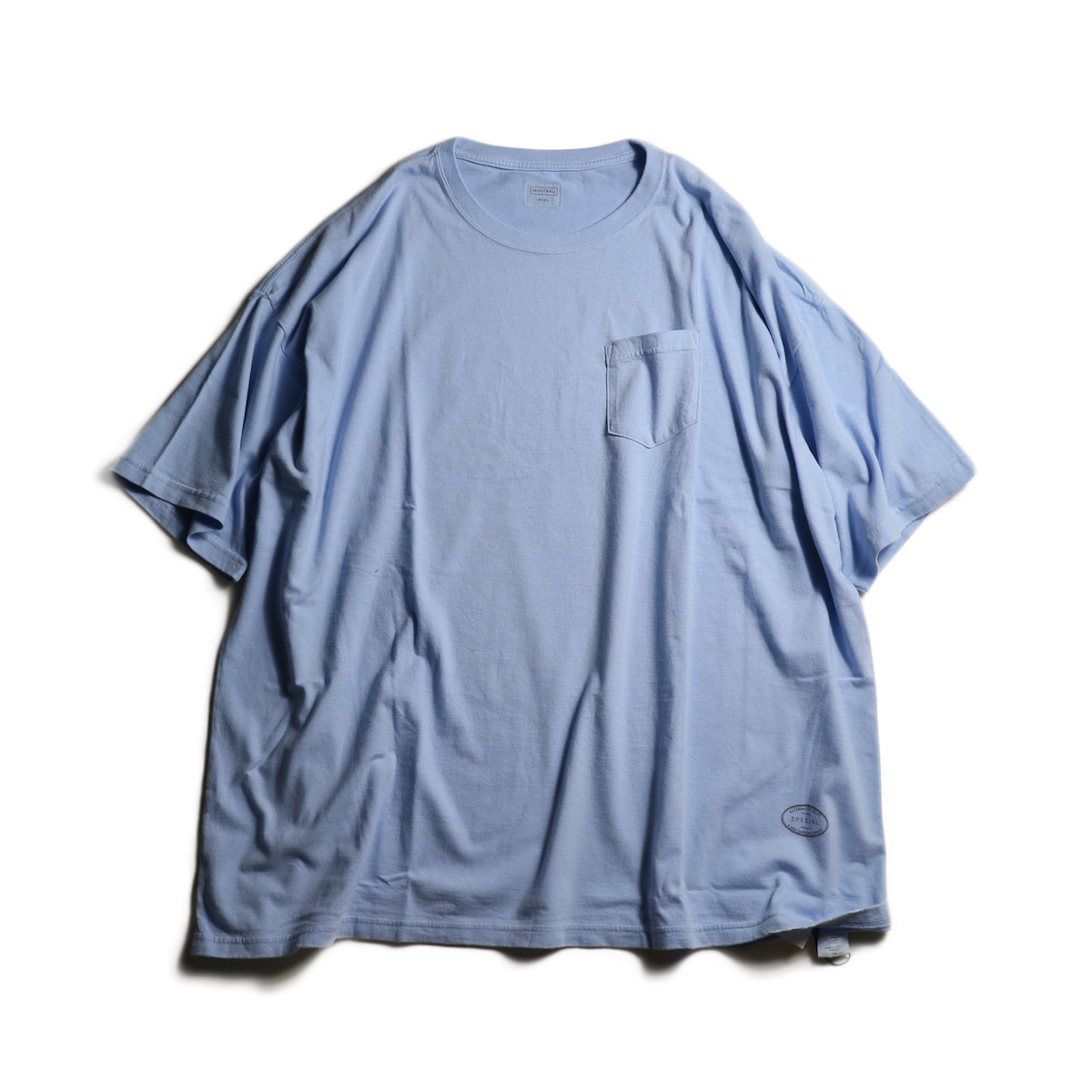 TANGTANG / POCKET (XXXL) (Blue)