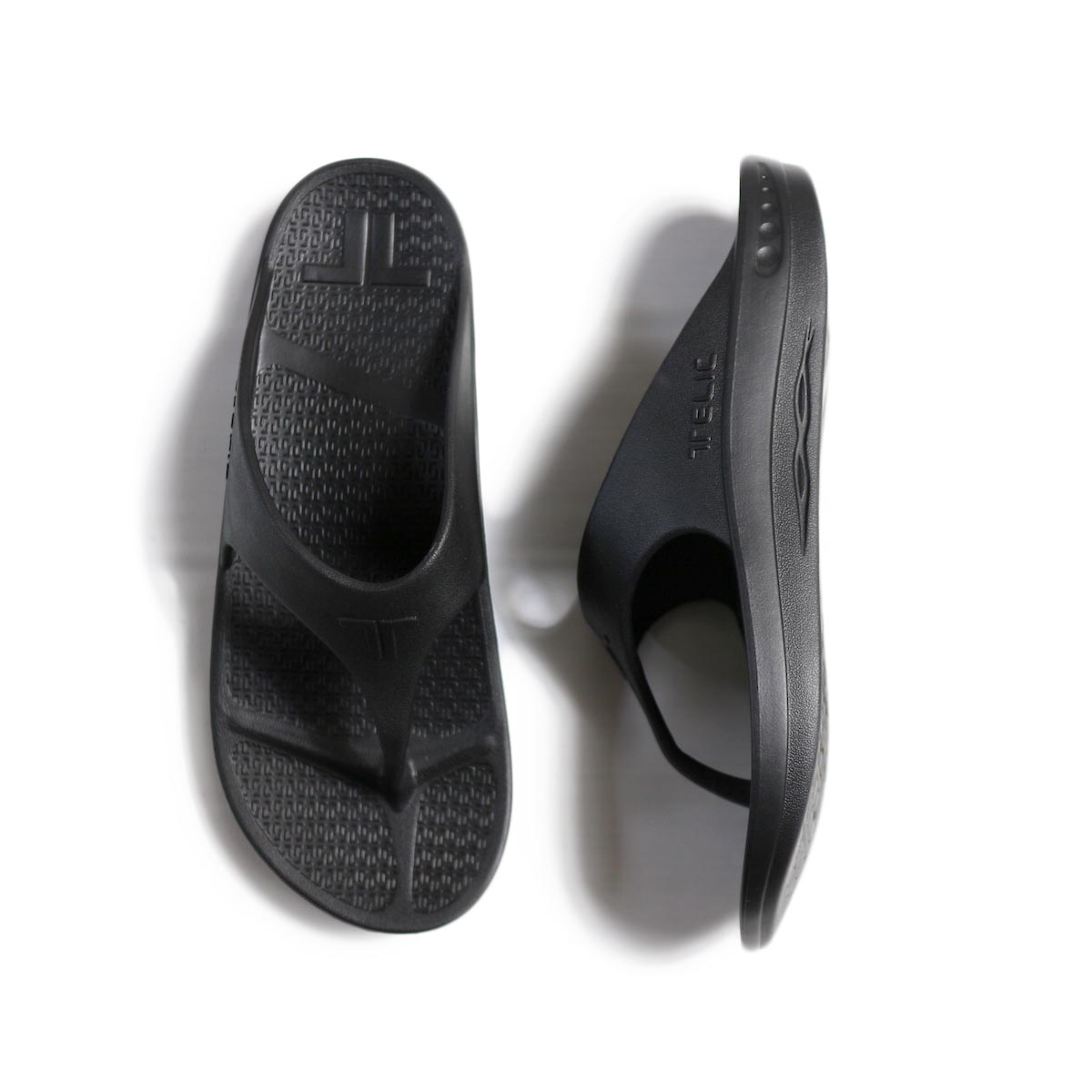 TELIC / FLIP FLOP -BLACK