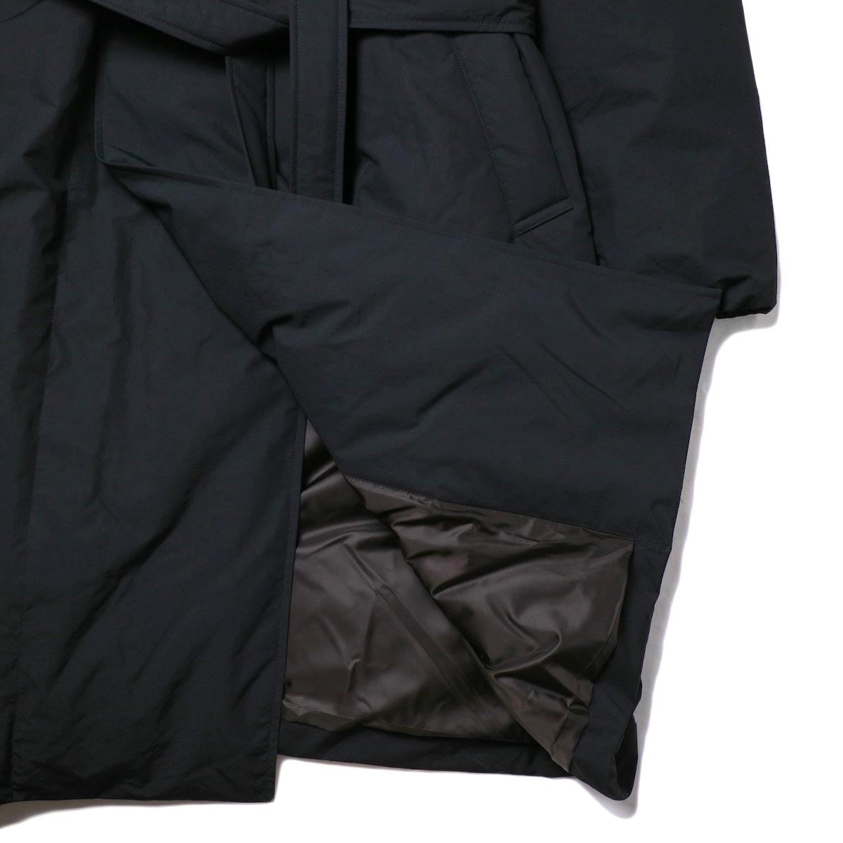 THE LOFT LABO / NARDY (Black) 裾・裏地