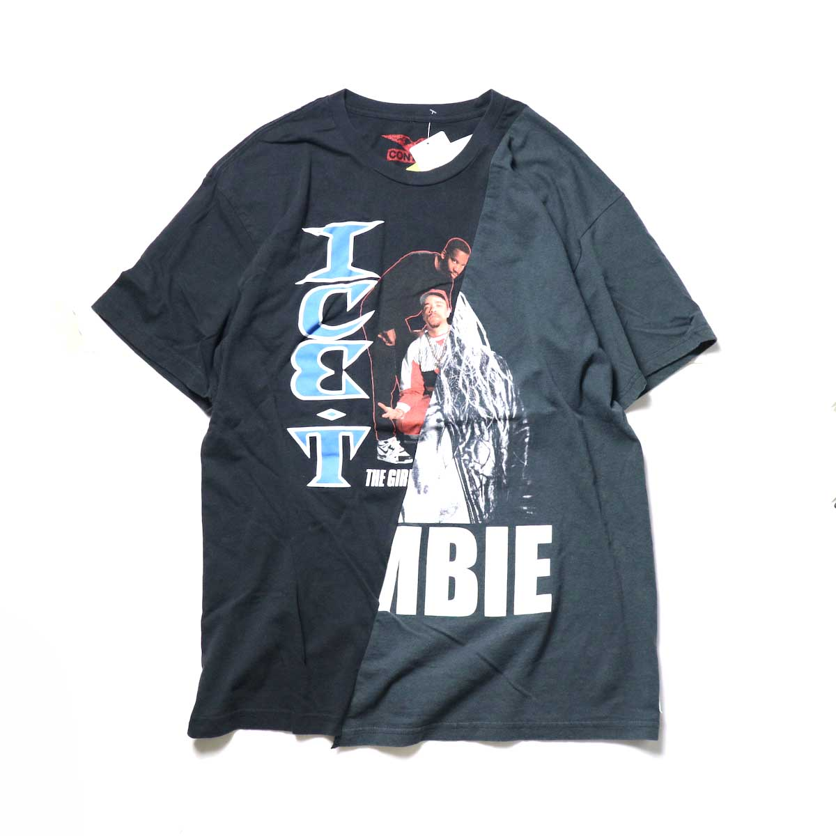 THRIFTY LOOK / Thrifty Twins Tee -Music (B)