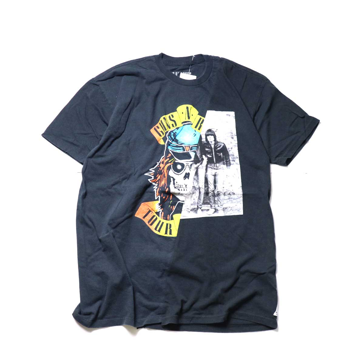 THRIFTY LOOK / Thrifty Twins Tee -Music (D)