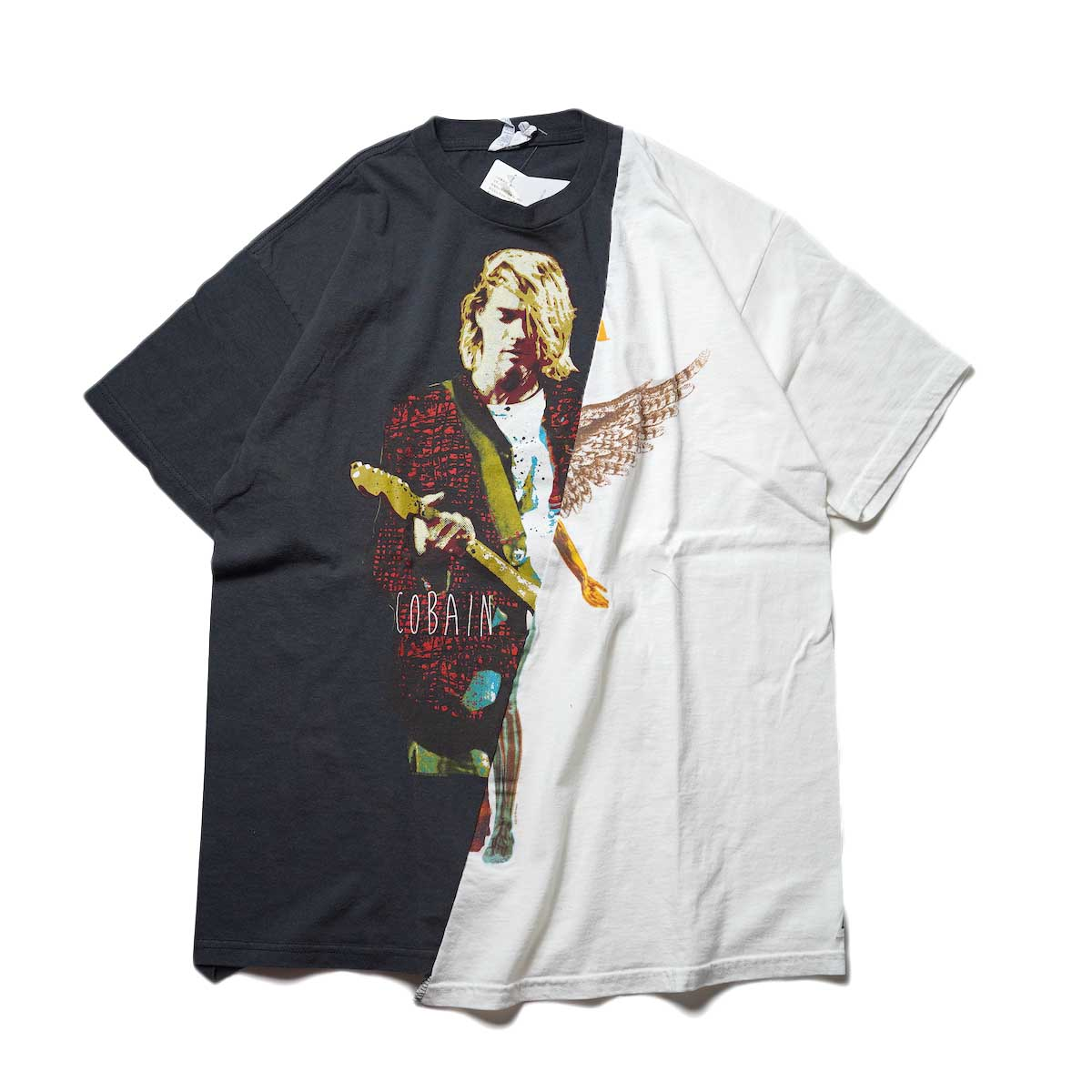 THRIFTY LOOK / Thrifty Twins Tee -Music (G)