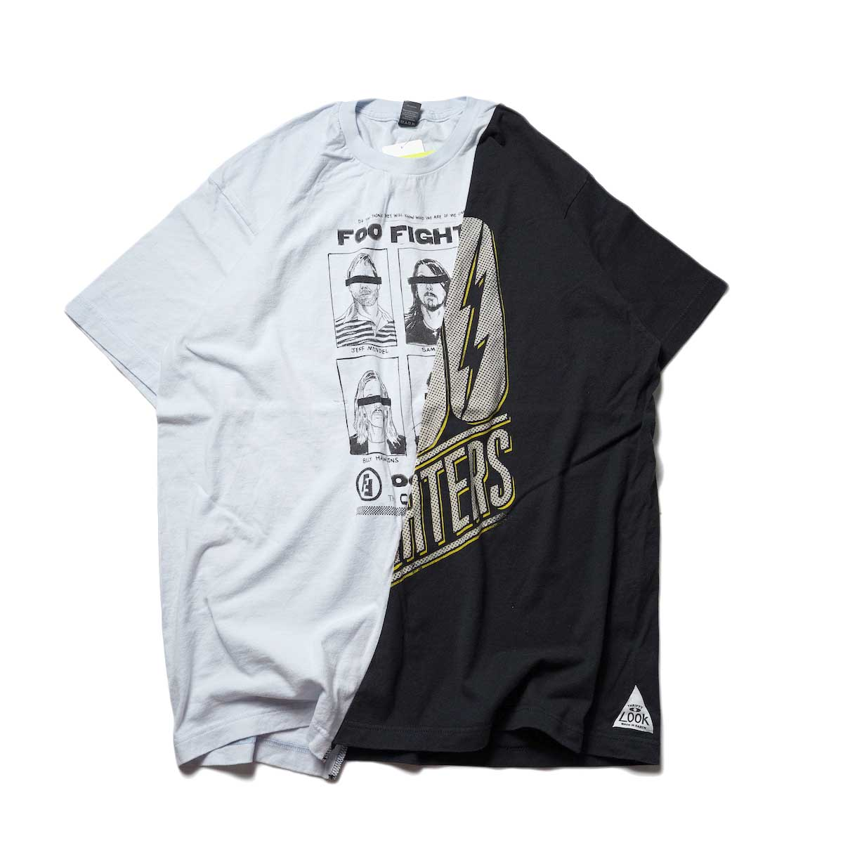 THRIFTY LOOK / Thrifty Twins Tee -Music (H)
