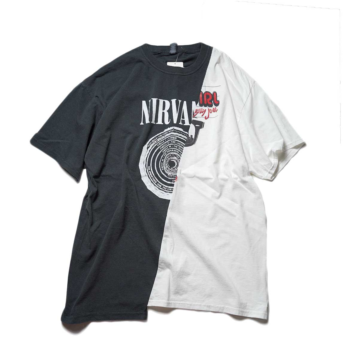 THRIFTY LOOK / Thrifty Twins Tee -Music (J)