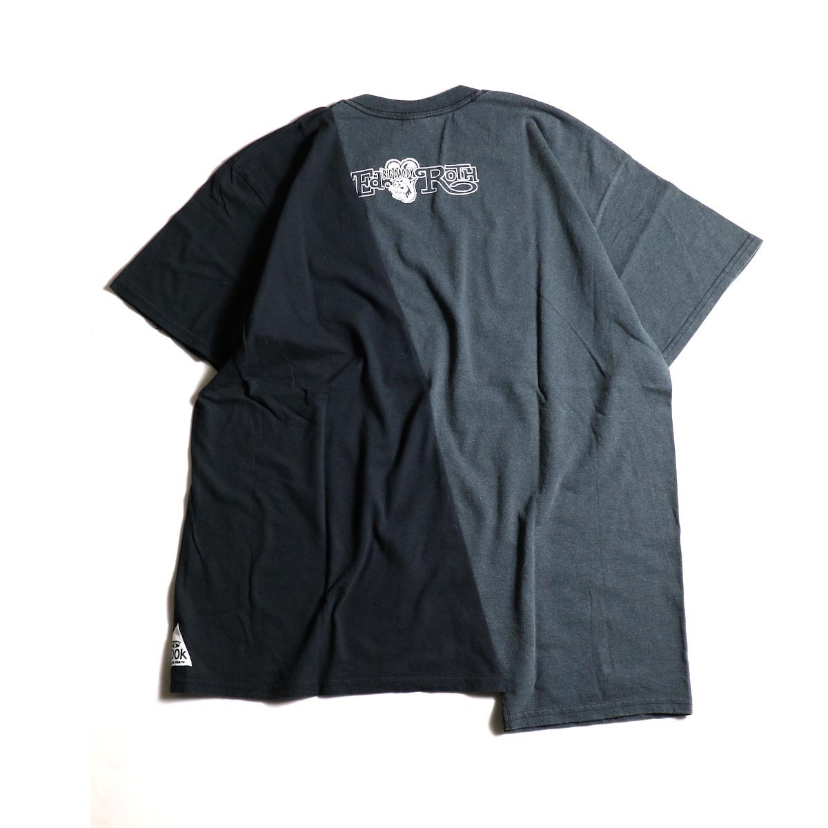 """THRIFTY LOOK / Thrifty Twins """"Black"""" Tee (C)背面"""