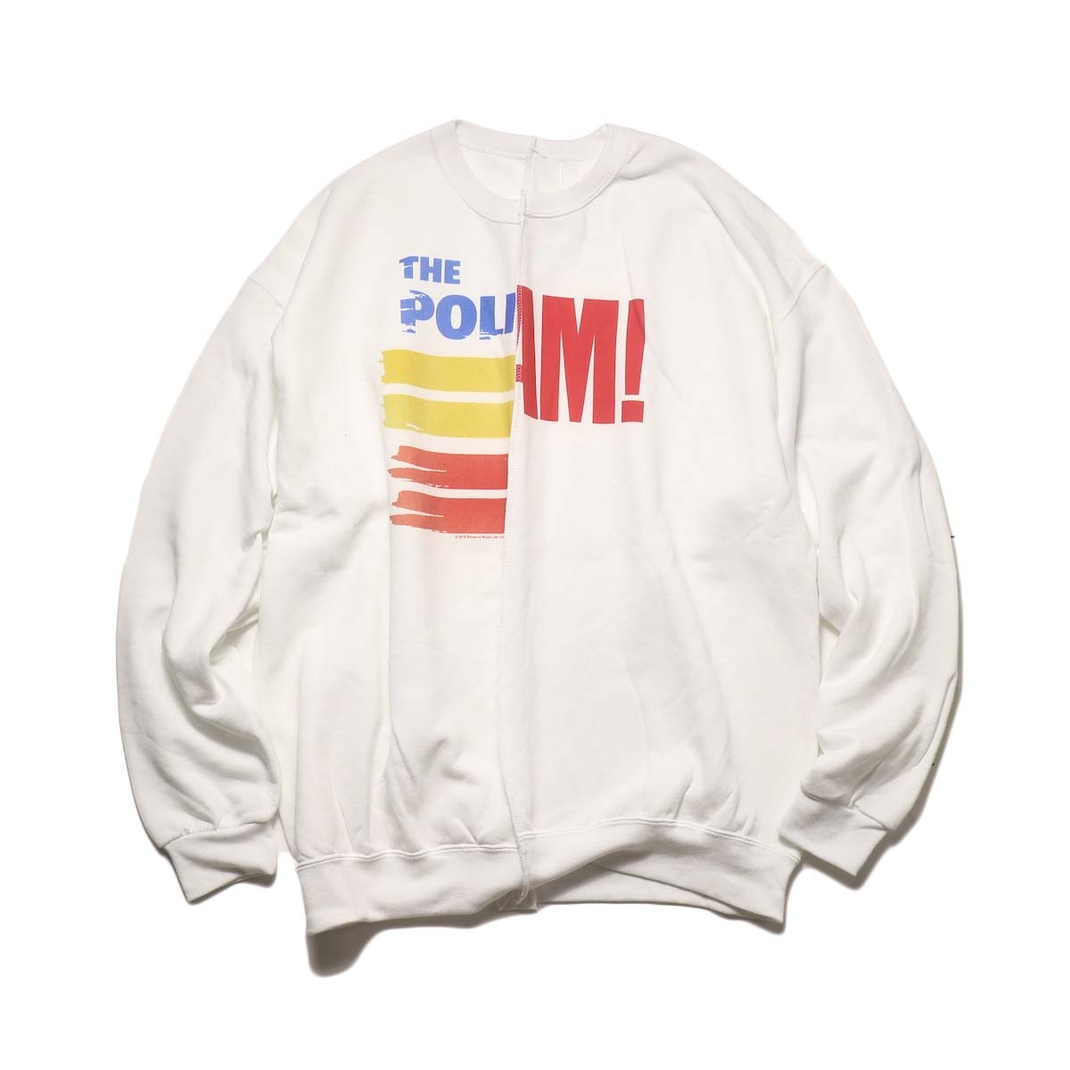 THRIFTY LOOK / Twins Crew Sweat (B)