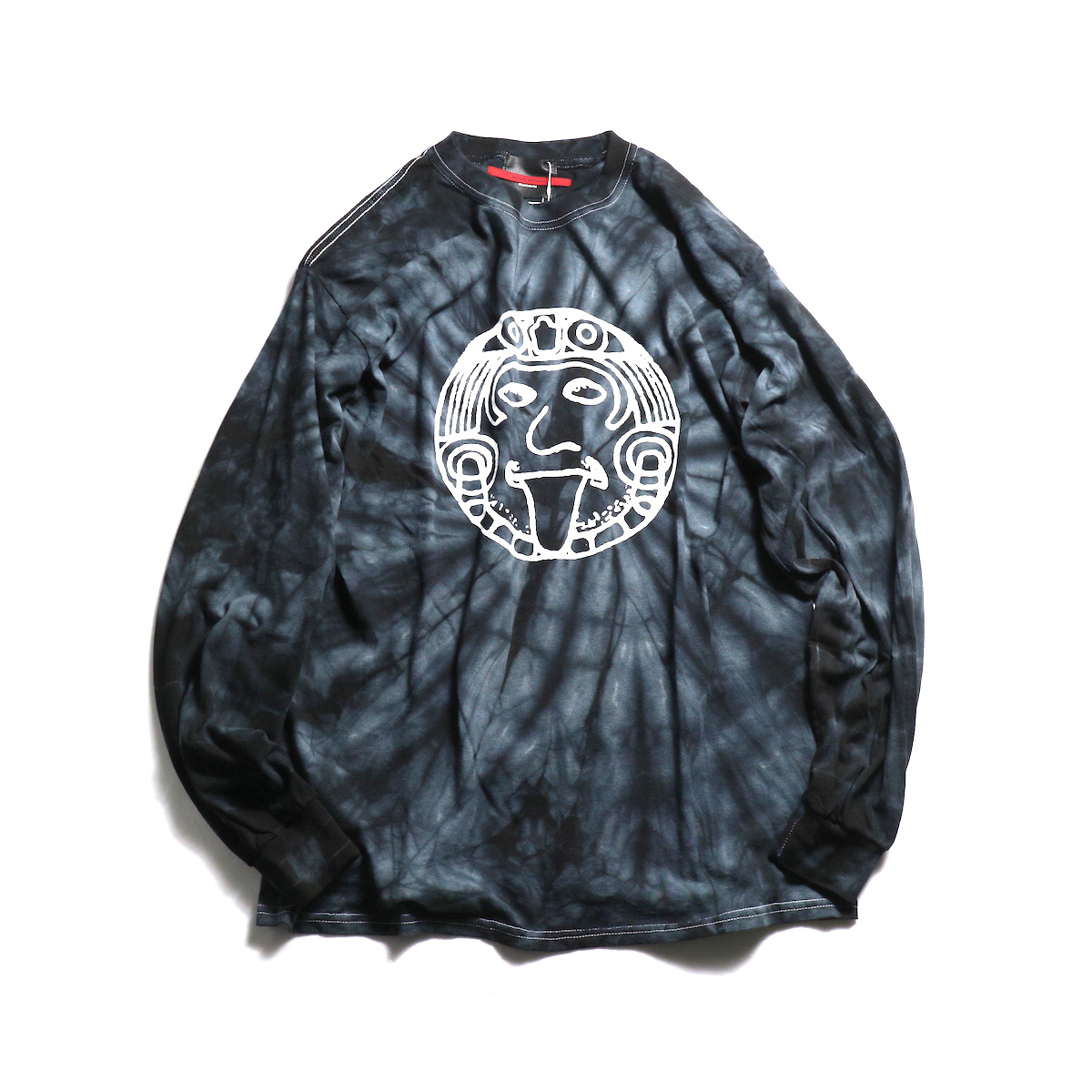 TODAY edition / Fluxus LS Tee -Tye Die