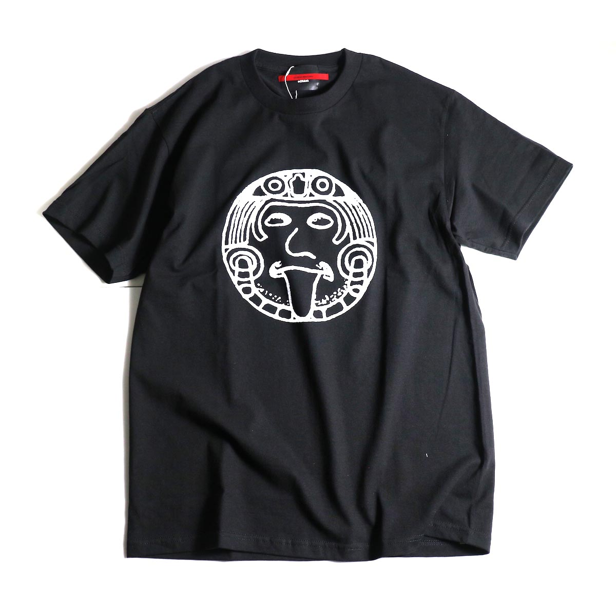 TODAY edition / FLUX AZTEC (Black)