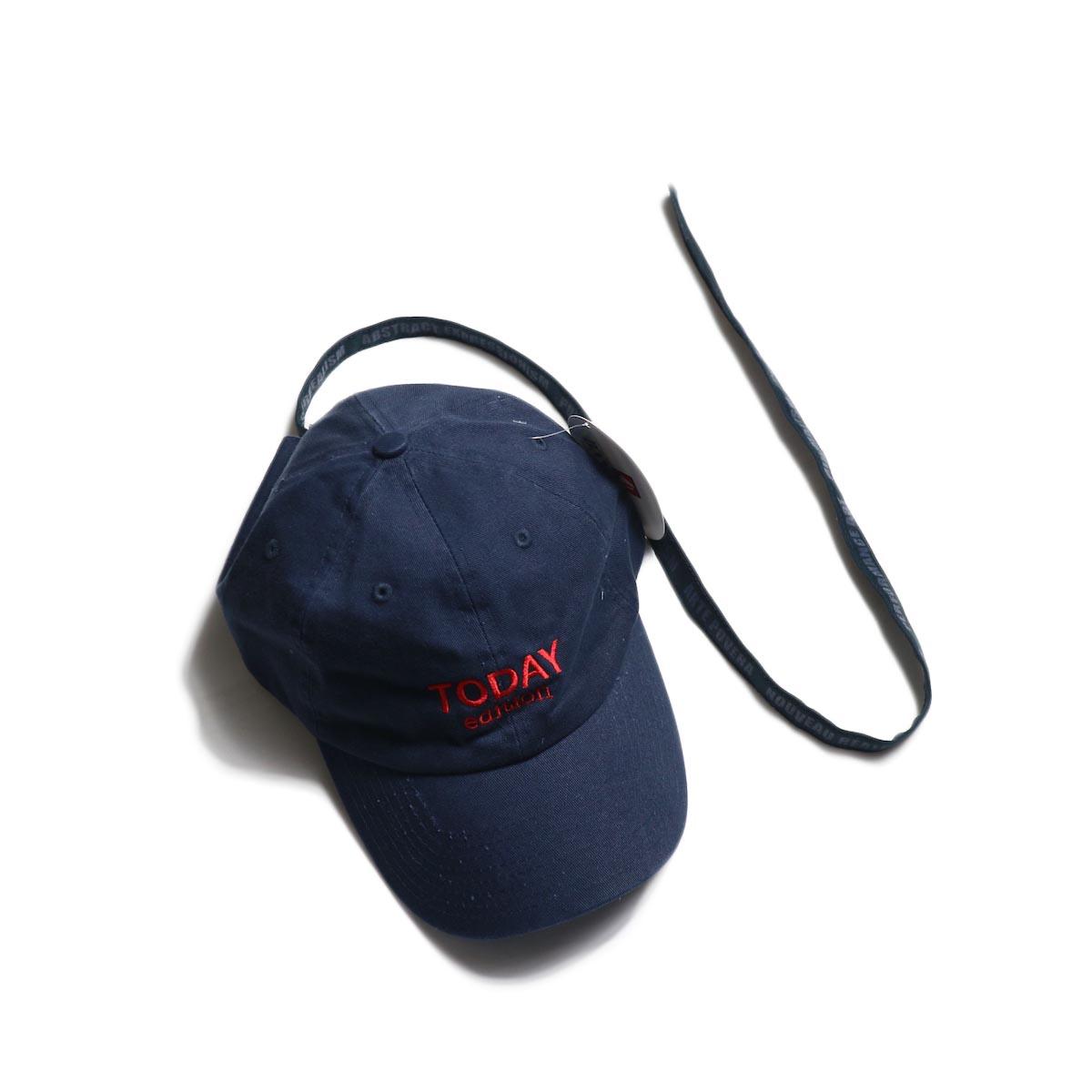 TODAY edition / CAP -Navy