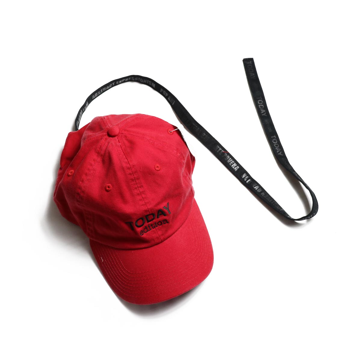 TODAY edition / CAP -Red