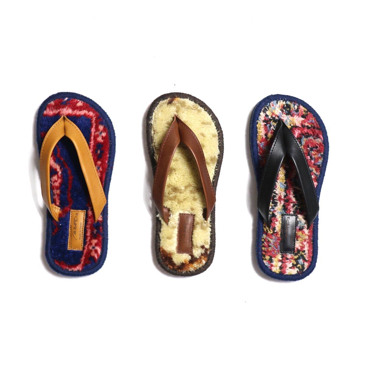 TREADs / Rug Sandal -VINTAGE (size0)