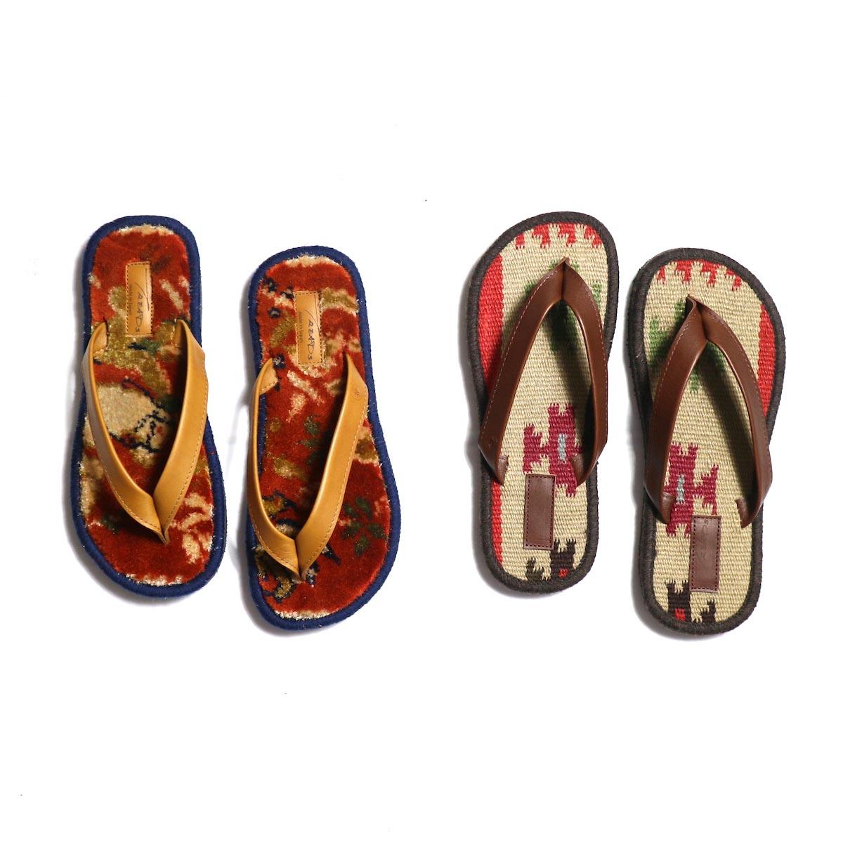 TREADs / Rug Sandal -VINTAGE (size3)
