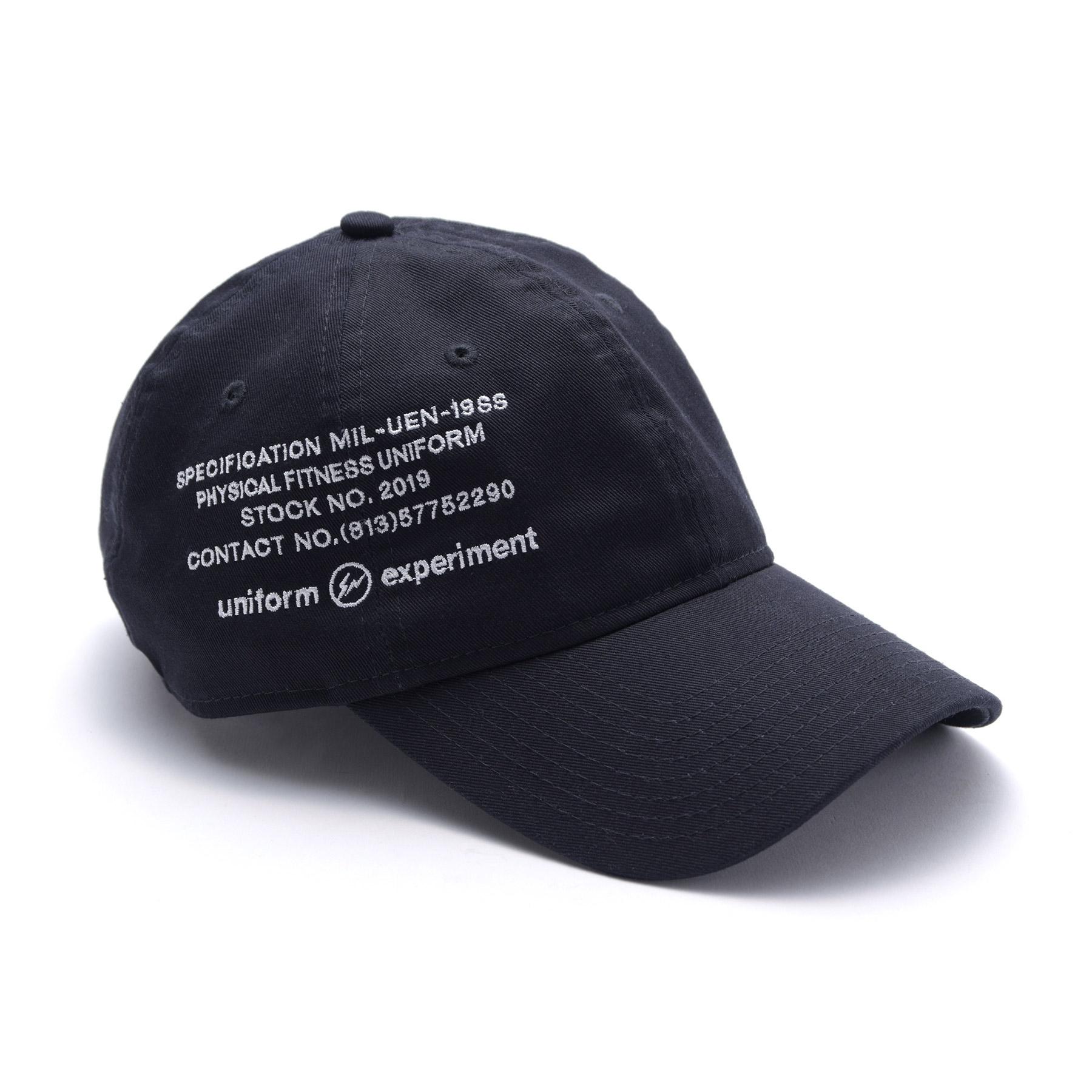uniform experiment / NEW ERA 9TWENTY UEN CAP -Navy
