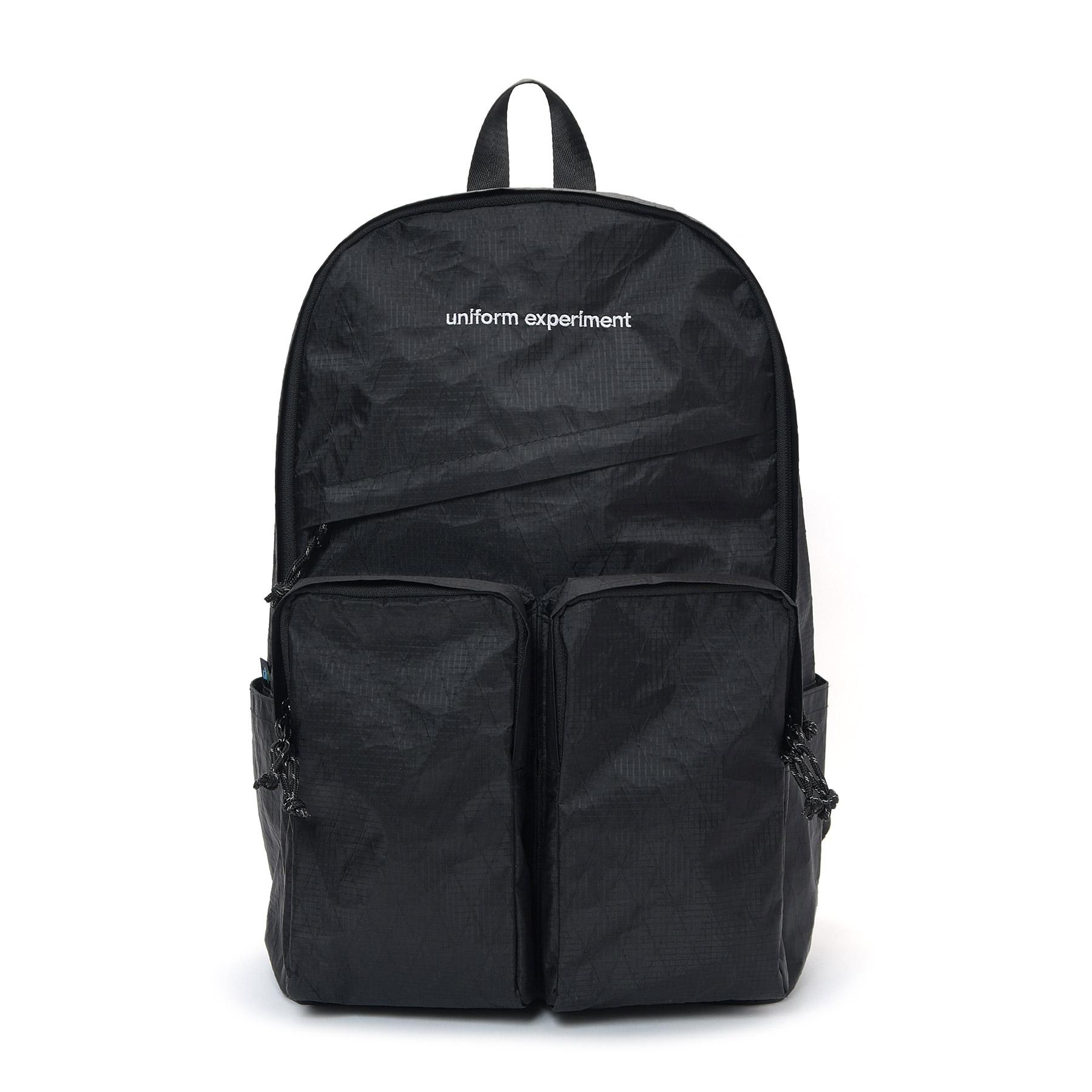 uniform experiment / BACK PACK -Black