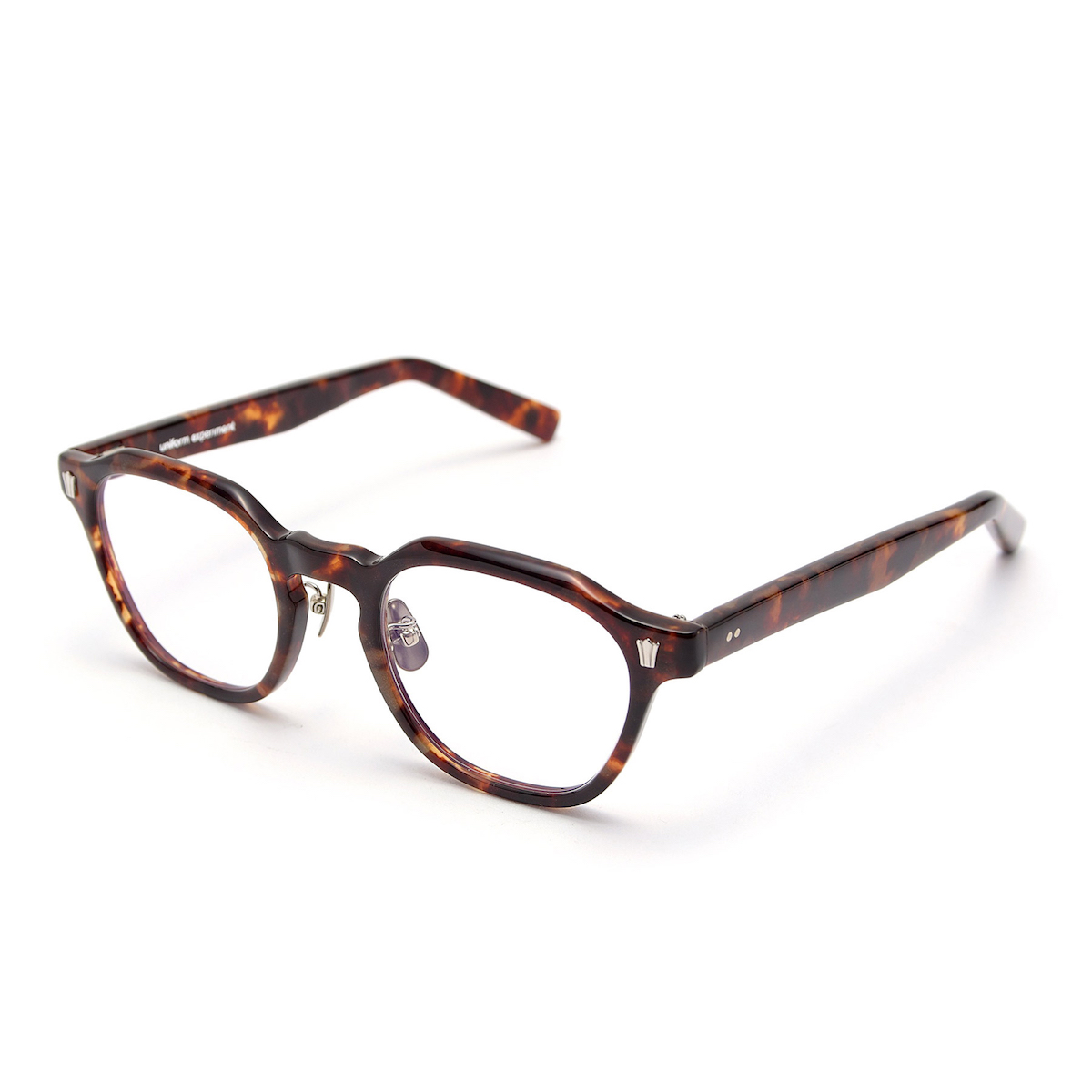 uniform experiment / 泰八郎 GLASSES -Brown