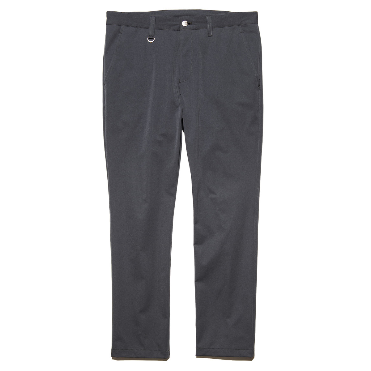 uniform experiment / BACK ZIP PANTS -Gray