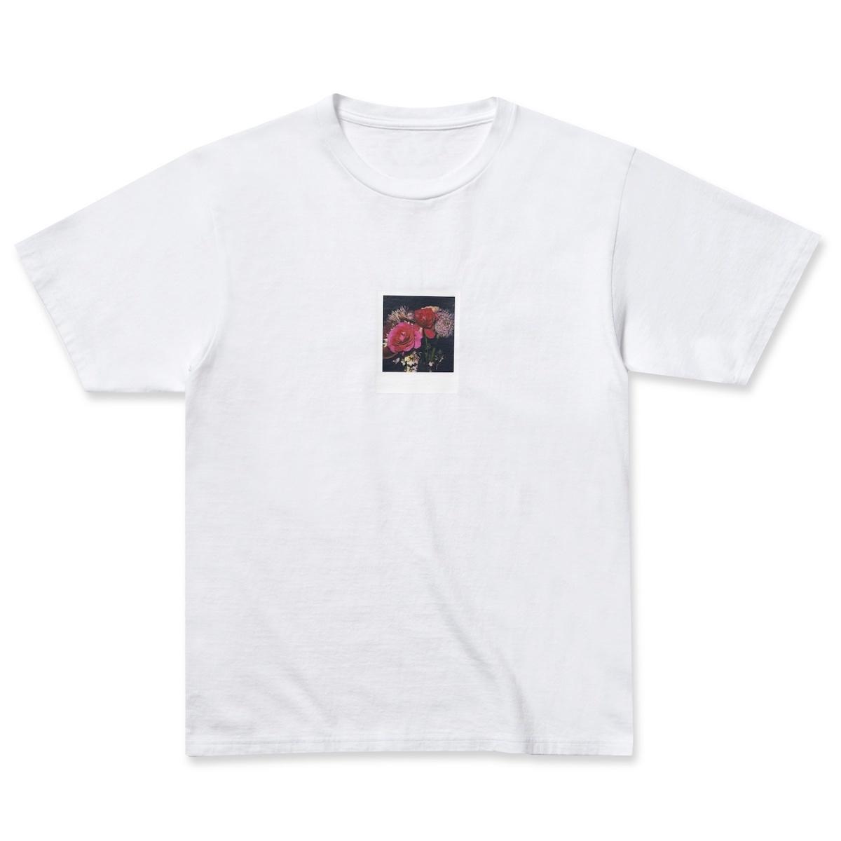 uniform experiment / ARAKI POLAROID TEE -White