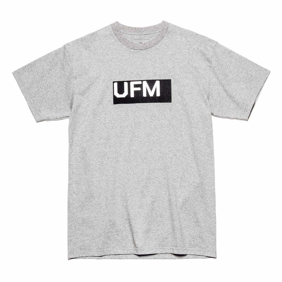 uniform experiment / UFM TEE (Gray)