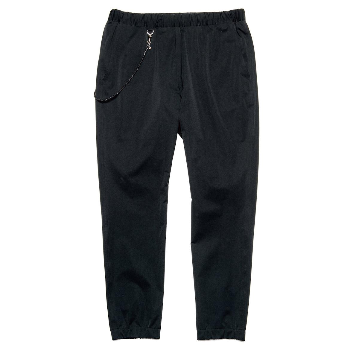 uniform experiment / JOGGER EASY PANTS (Black)