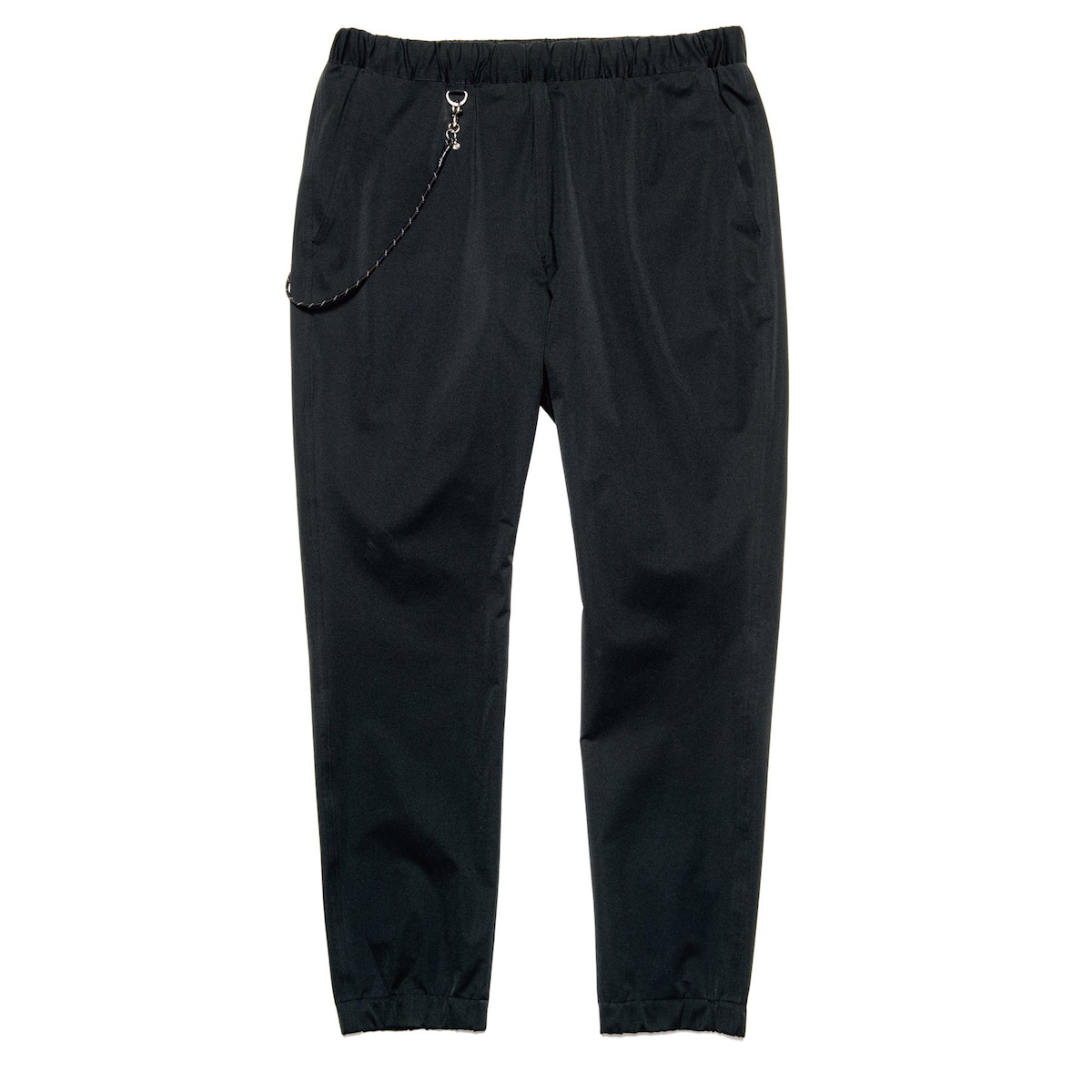 uniform experiment / JOGGER EASY PANTS (Black)