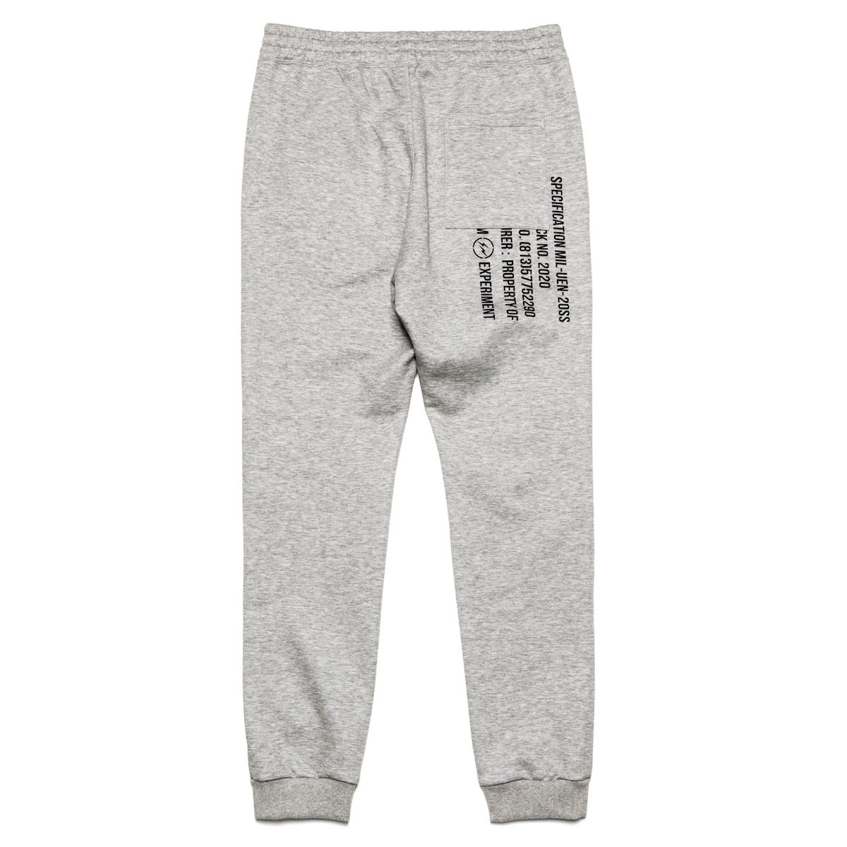 uniform experiment / SWEAT PANTS (Gray)