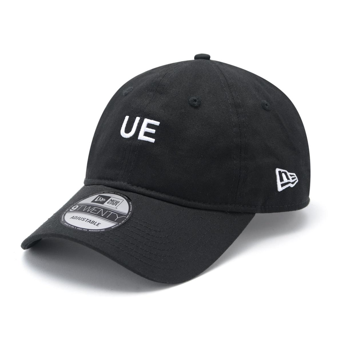 uniform experiment / NEW ERA UE LOGO 9TWENTY CAP (Black)