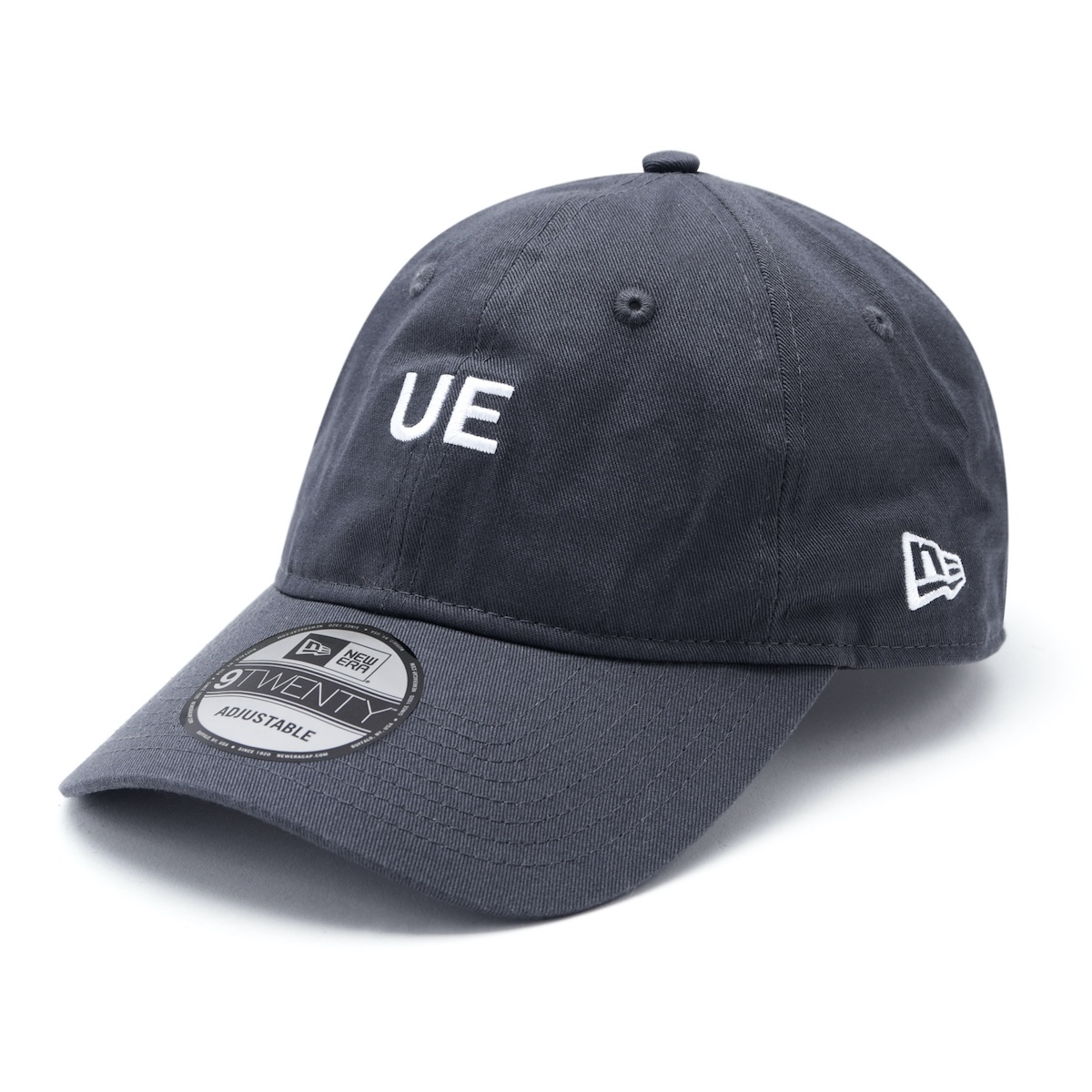 uniform experiment / NEW ERA UE LOGO 9TWENTY CAP (Gray)