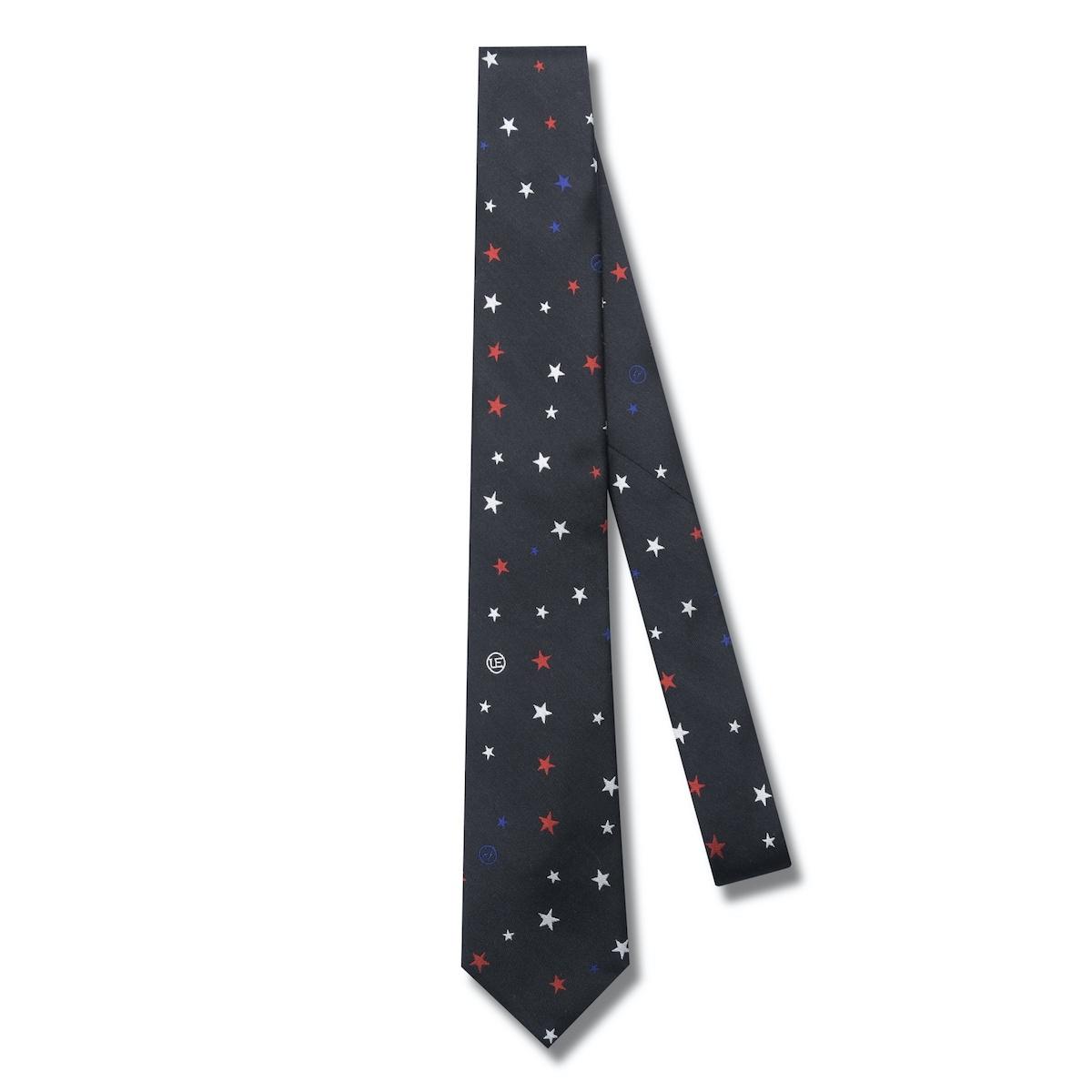 uniform experiment / STAR NECKTIE (Black)