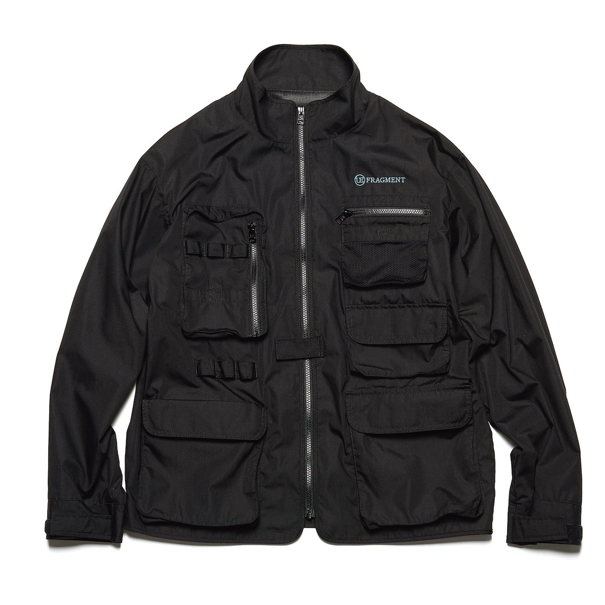 uniform experiment / MULTI POCKET JACKET (BLACK)