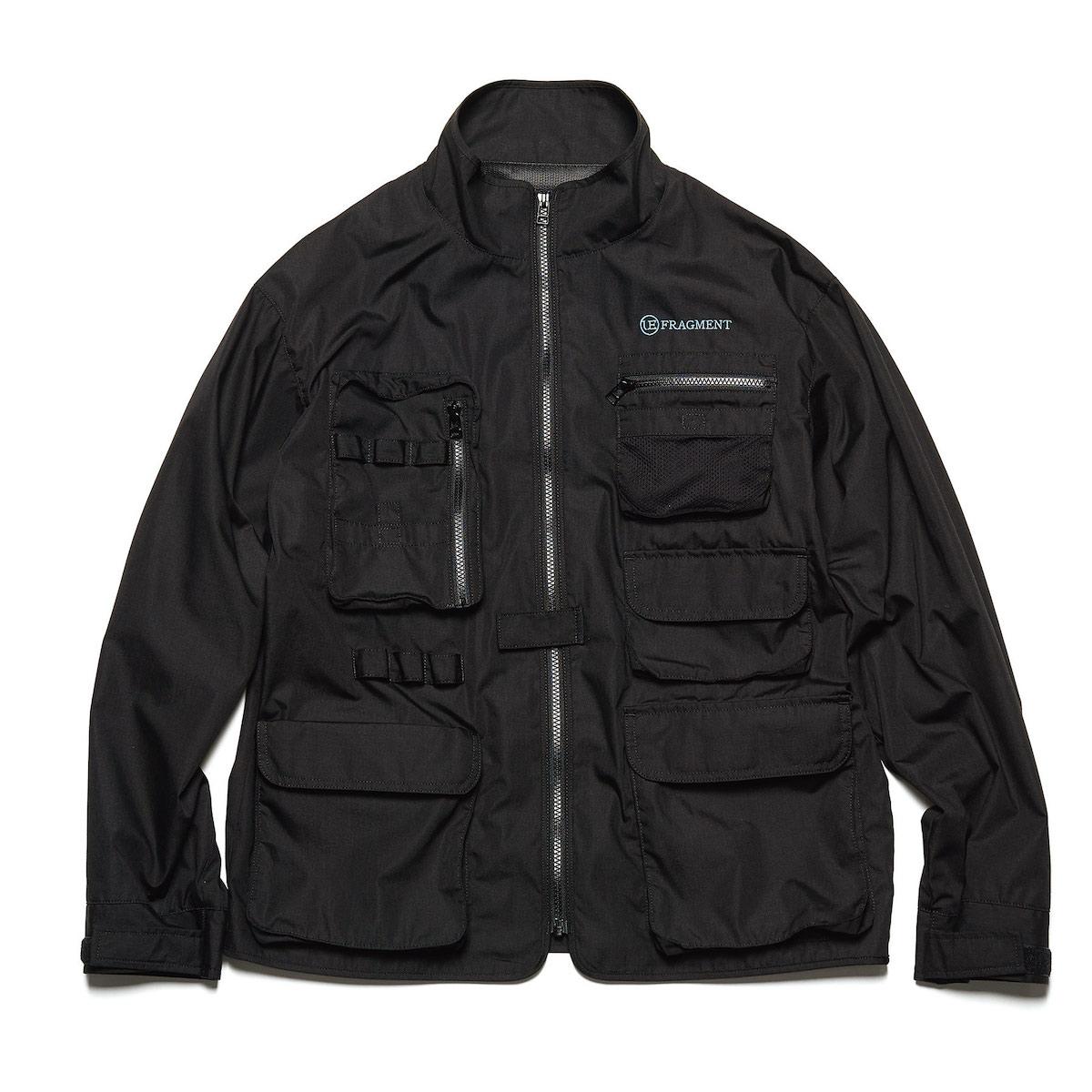 uniform experiment / MULTI POCKET JACKET (BLACK)