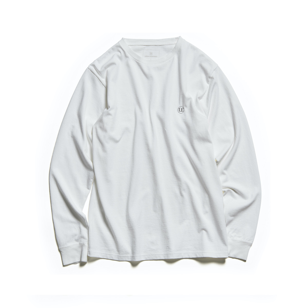 uniform experiment / AUTHENTIC L/S TEE (White)
