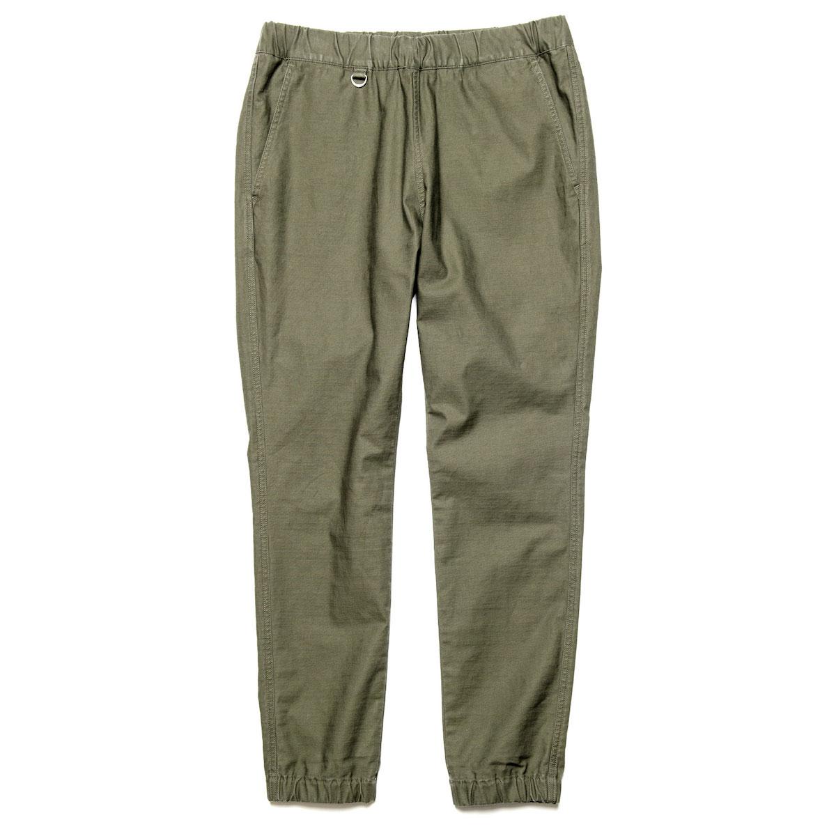 uniform experiment / SLIM-FIT JOGGER PANT-olive