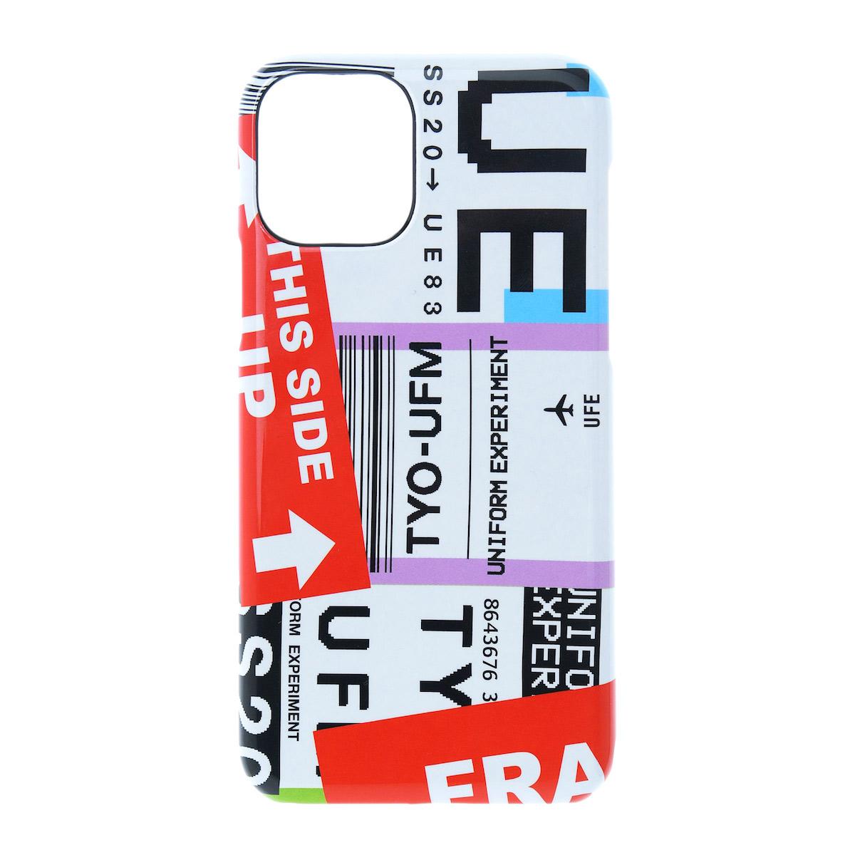 uniform experiment / PHONE CASE for iPhone 11 Pro