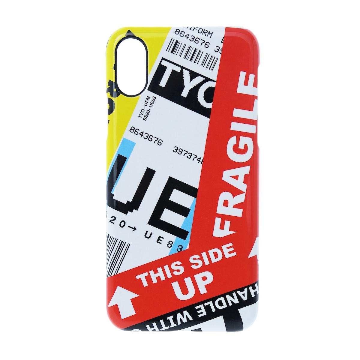 uniform experiment / PHONE CASE for iPhone X / XS