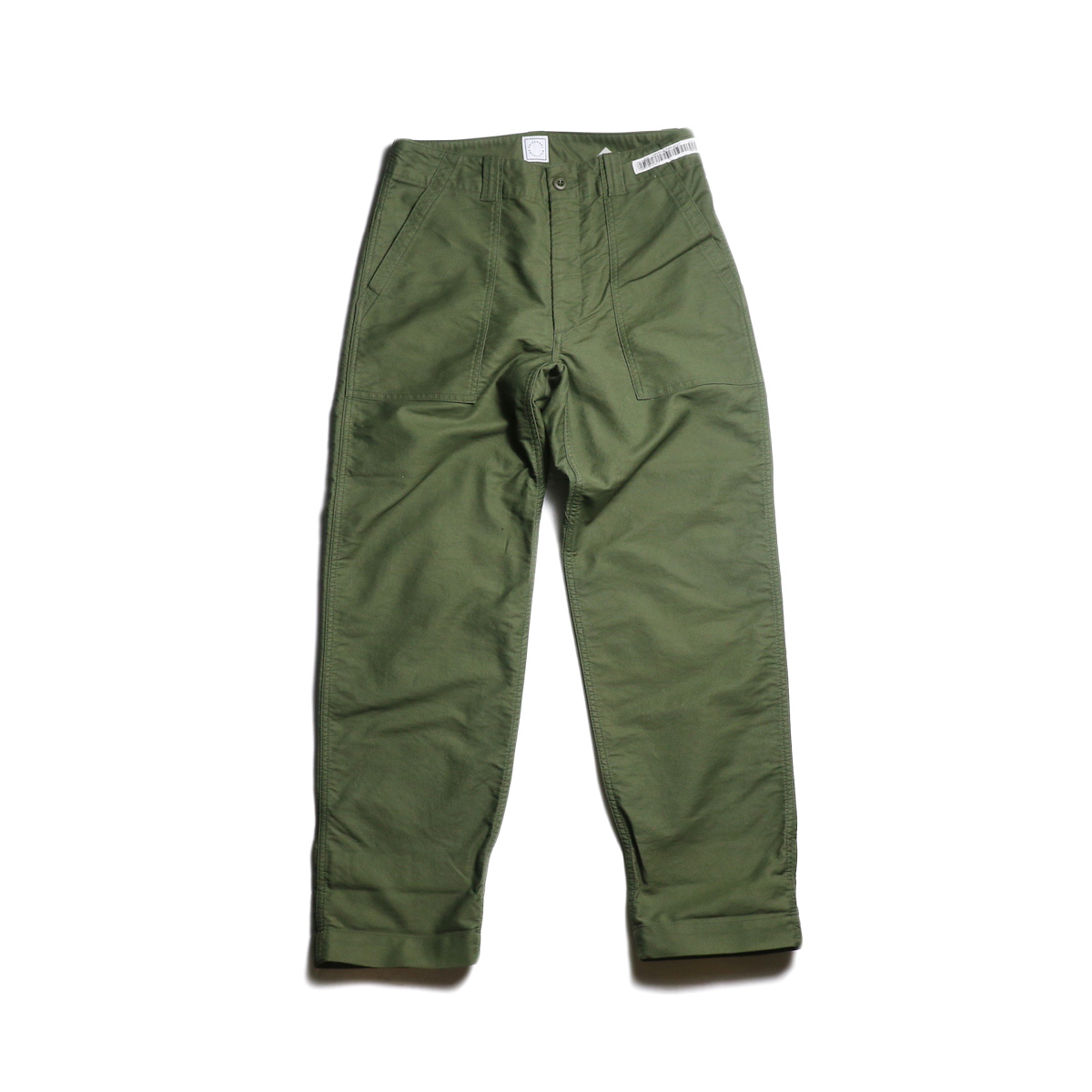 UNIVERSAL PRODUCTS / ORIGINAL FATIGUE PANTS (Olive)