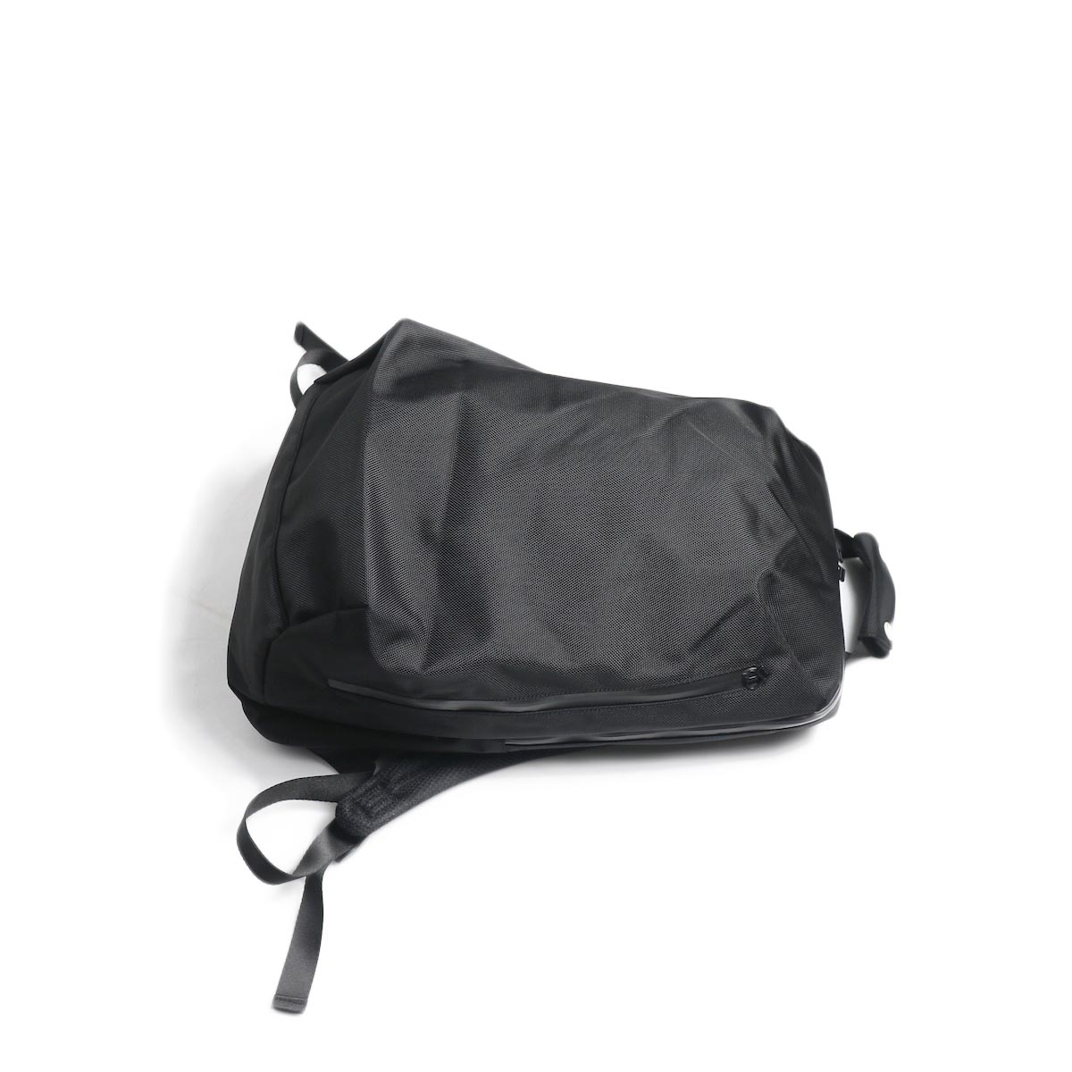 UNIVERSAL PRODUCTS / New Utility Bag -Black サイド