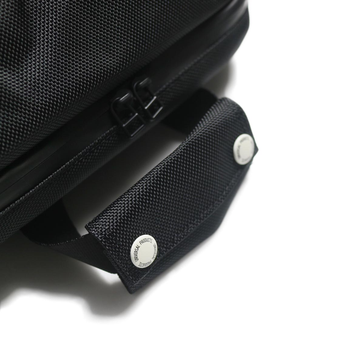 UNIVERSAL PRODUCTS / New Utility Bag -Black 持ち手