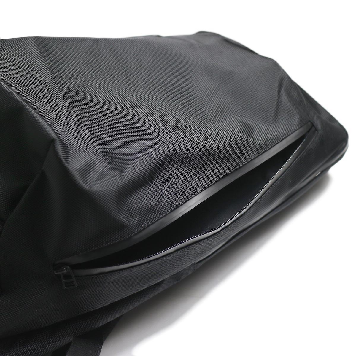 UNIVERSAL PRODUCTS / New Utility Bag -Black サイドポケット