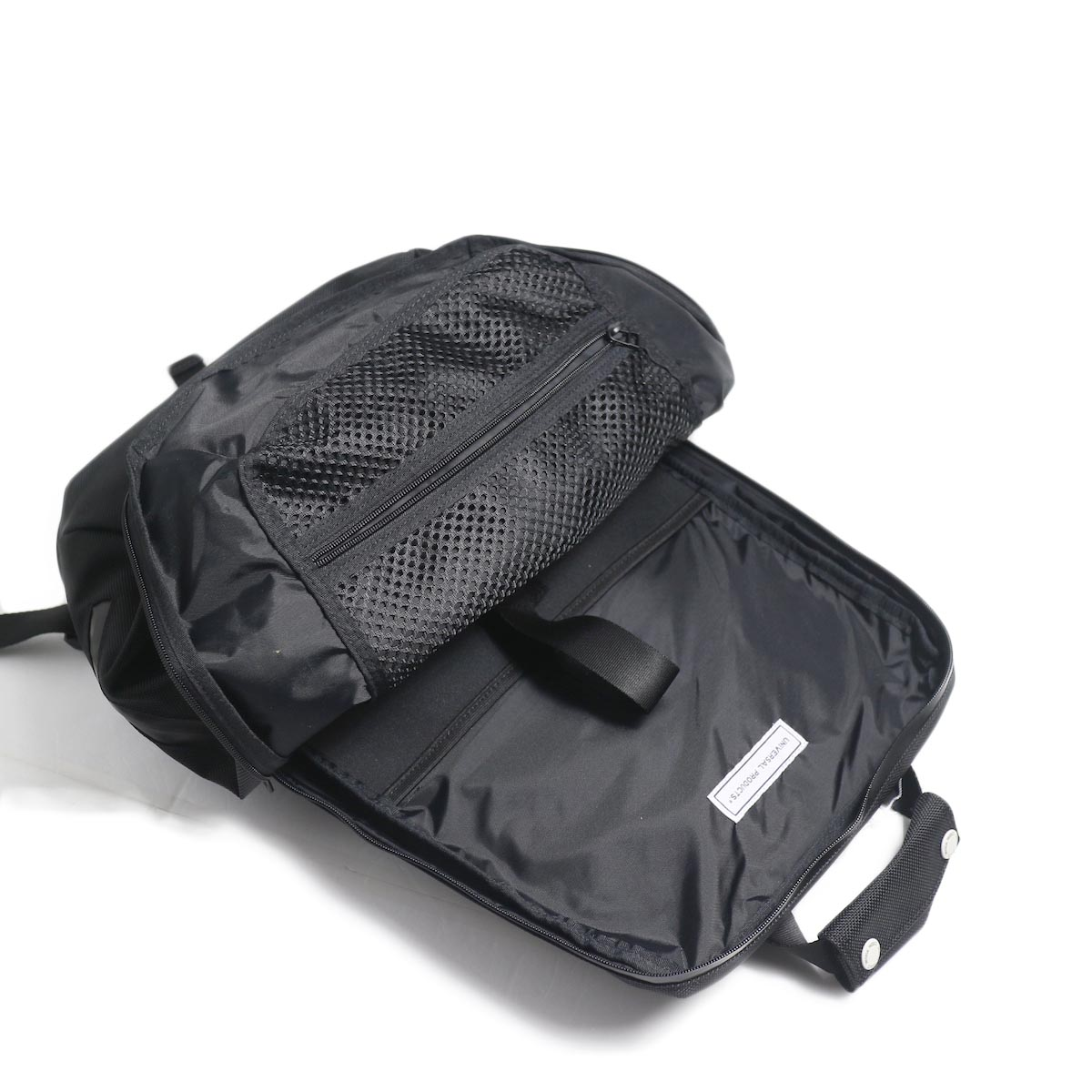 UNIVERSAL PRODUCTS / New Utility Bag -Black 開